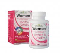 Мулти Витамини и Минерали за дами Natures Aid
