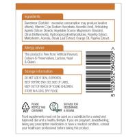 Витамин С 500mg дъвчащи (смучещи) Без захар 2