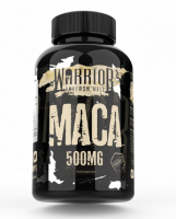Warrior Maca Root Powder 500mg - 60 Tablets
