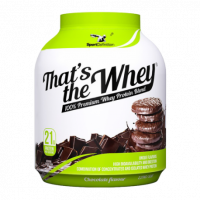 Sport Definition That's the Whey