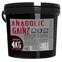 The Bulk Protein Company Anabolic Gainz 4kg