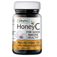 Manuka 16+ Honey C Vitamins