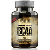 Warrior BCAA 2:1:1 - 60 таблетки