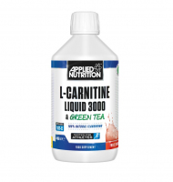 L-Carnitine Liquid 3000 Green Tea Applied Nutrition
