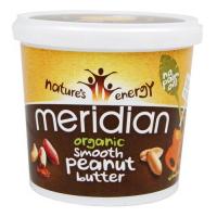 Фъстъчено Масло Peanut Butter 1kg Meridian