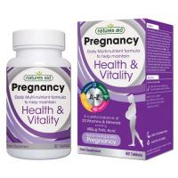МултиВитамини и Минерали за бременни Natures Aid