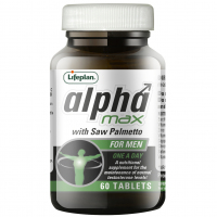 Alpha Max Saw Palmetto