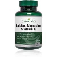 Calcium, Magnesium & Vitamin D3 Natures Aid