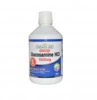 Течен глюкозамин хидрохлорид 500мл Natures Aid