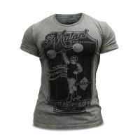 Mutant T-Shirt Gray Vintage