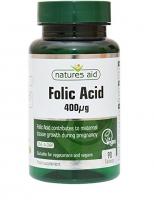 Фолиева киселина 400UG Natures Aid