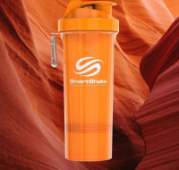 Orange Neon 500ml SmartShake 2